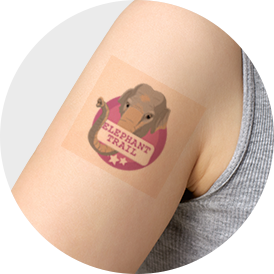 Digital Printing Custom Temporary Tattoo