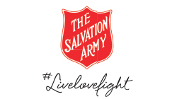 The Salvation Army #Livelovefight Custom Temporary Tattoo