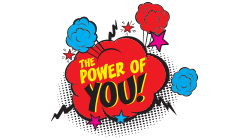 The Power of You Custom Temporary Tattoo